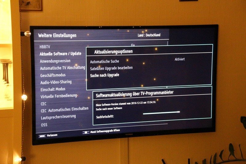 telefunken smart tv lu49fz30 im test. Black Bedroom Furniture Sets. Home Design Ideas