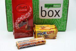 brandnooz Box Dezember 2016 vorgestellt