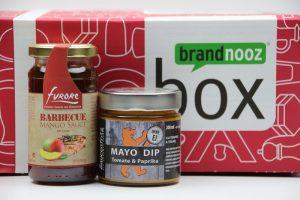 brandnooz Genuss Box Januar 2017 vorgestellt