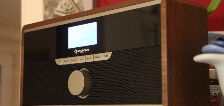 Auna Weimar DAB-Radio Internet-Radio im Test