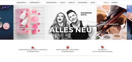 RedZilla.de - Der Shop für Parfum & Kosmetik vorgestellt