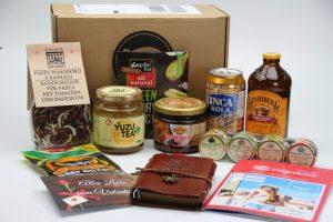 Weltprobierer Valentinsbox vorgestellt