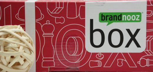 brandnooz Genuss Box Februar 2017 vorgestellt