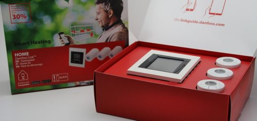 Danfoss Link Smart-Home-Heizungsregler im Test