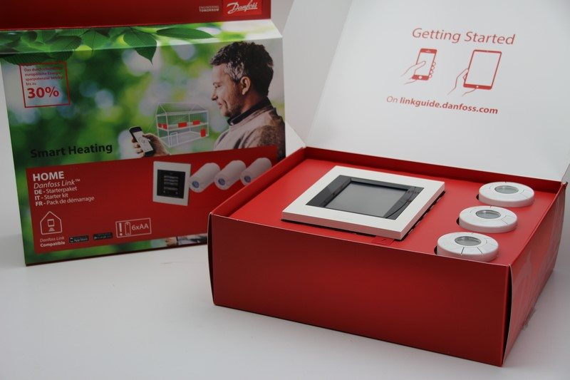 Danfoss Link Smart Home Heizungsregler Im Test