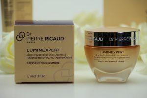 LUMINEXPERT Pflegeserie von Dr. Pierre Ricaud im Test