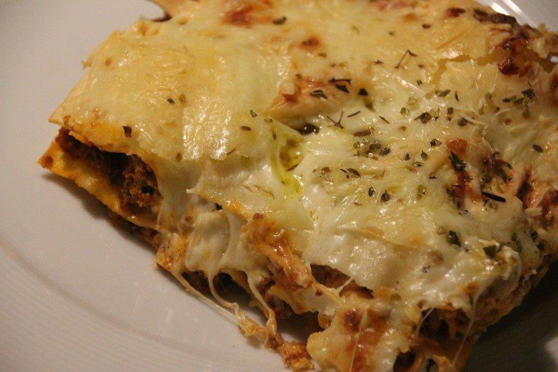 Rezept: Lasagne nach Danny