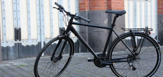 Rabeneick TS4 Bike im Test