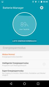 Gigaset GS160 Smartphone im Test
