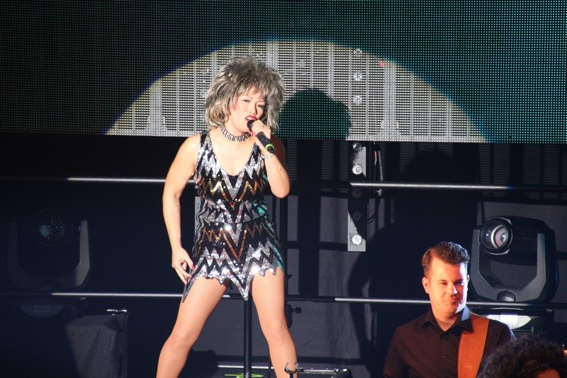 Freizeittipp Tina The Rock Legend Das Musical
