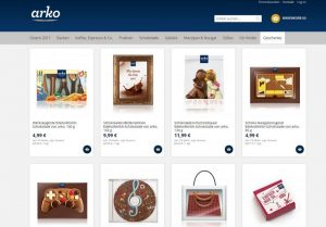 arko Einhorn - Süße Geschenkideen aus Schokolade vorgestellt