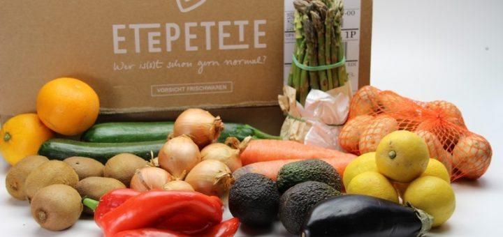 ETEPETETE Gemüseretter-Box vorgestellt
