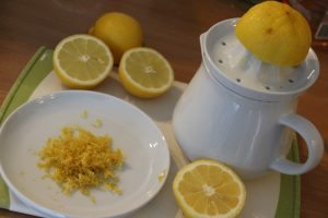 Rezept: Zitronen-Joghurt-Mascarpone-Creme