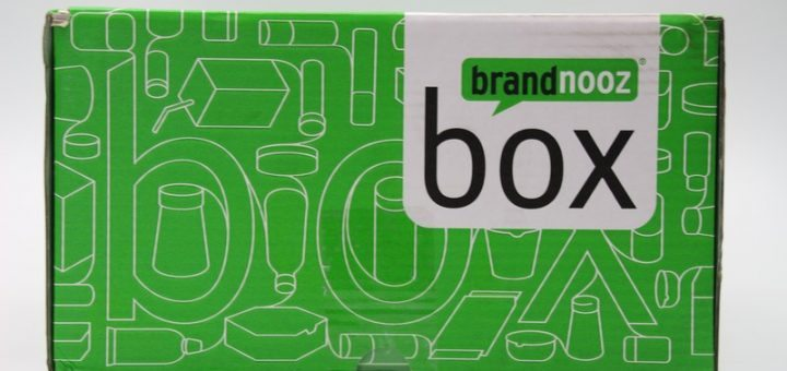 brandnooz Box April 2017 vorgestellt