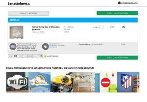 tenstickers.de - Der Onlineshop für Wandtattos vorgestellt
