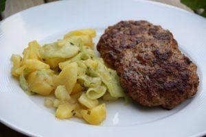 Rezept: Österreichischer Kartoffelsalat