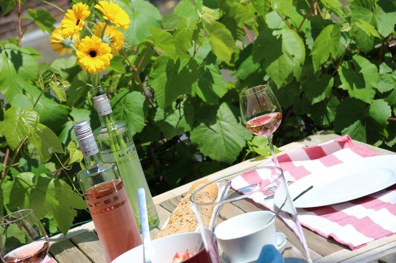 quite nice coupon code best Unser Sommermoment mit BREE Wine Pinot Noir Rosé