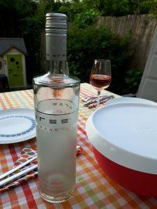 Unser Sommermoment mit BREE Wine Pinot Noir Rosé