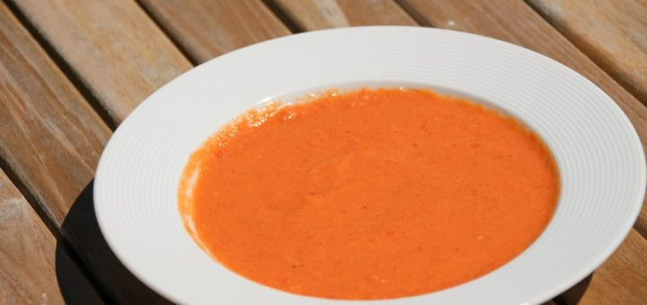 Rezept: Gazpacho andaluz