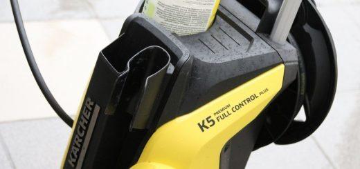 Kärcher K 5 Premium Full Control Plus Hochdruckreiniger im Test