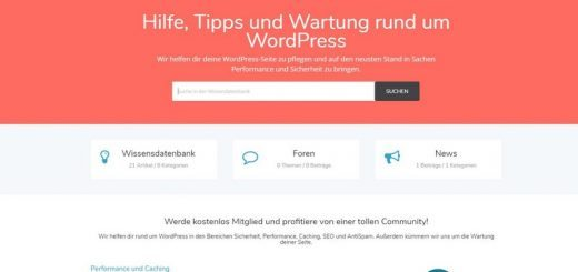 MyOwnWP.de WordPress Support vorgestellt