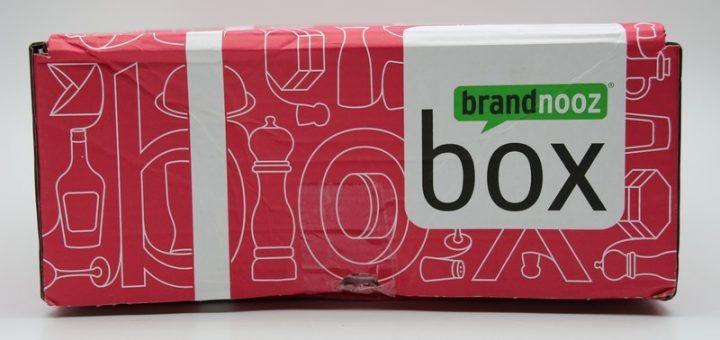 brandnooz Genuss Box Mai 2017 vorgestellt