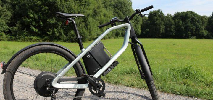 Klever Mobility X Raw - Cooles E-Bike im Test
