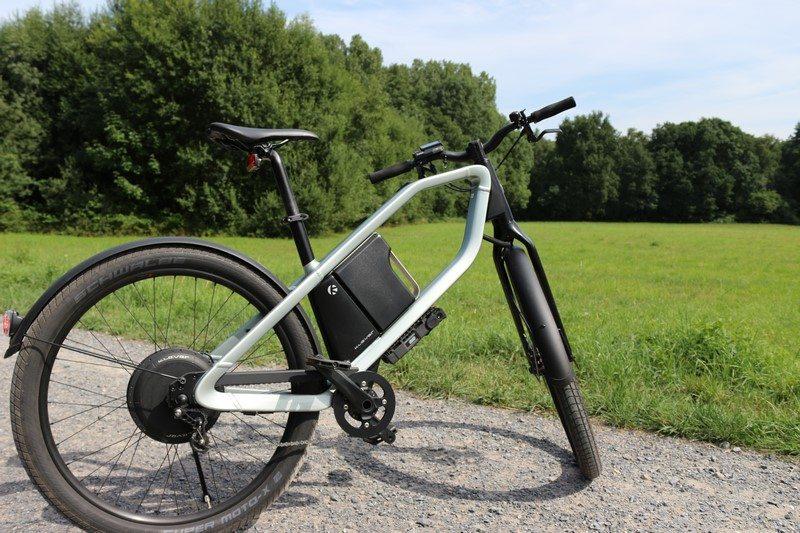 Klever Mobility X Raw - Cooles E-Bike im Test