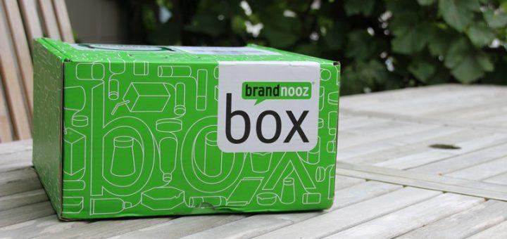 brandnooz Box Juli 2017 vorgestellt