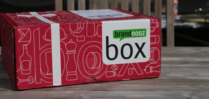 brandnooz Genuss Box Juli 2017 vorgestellt