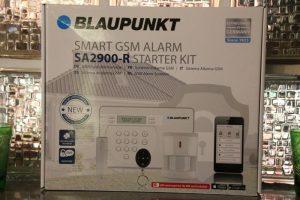 BLAUPUNKT SA 2900-R Funk-Alarmanlage im Test