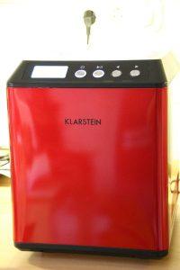 KLARSTEIN Vanilla Sky Eiscreme-Maschine im Test