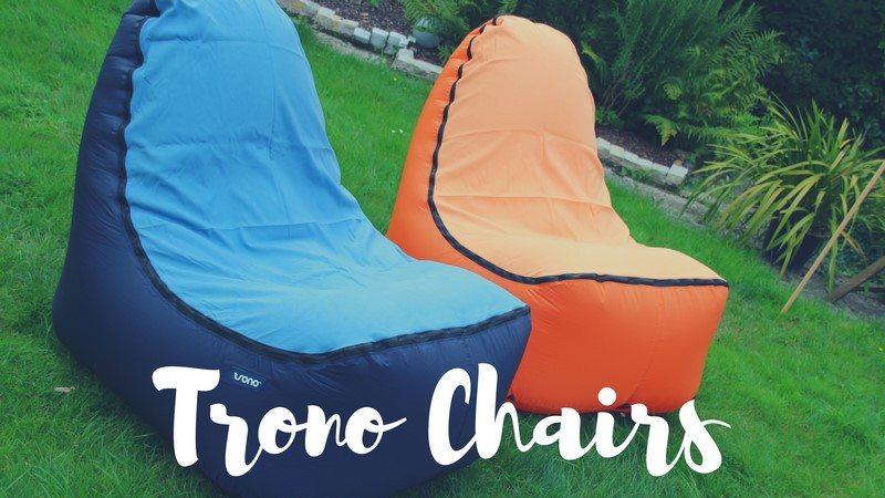 TRONO Chair - Der aufblasbare Sessel im Test
