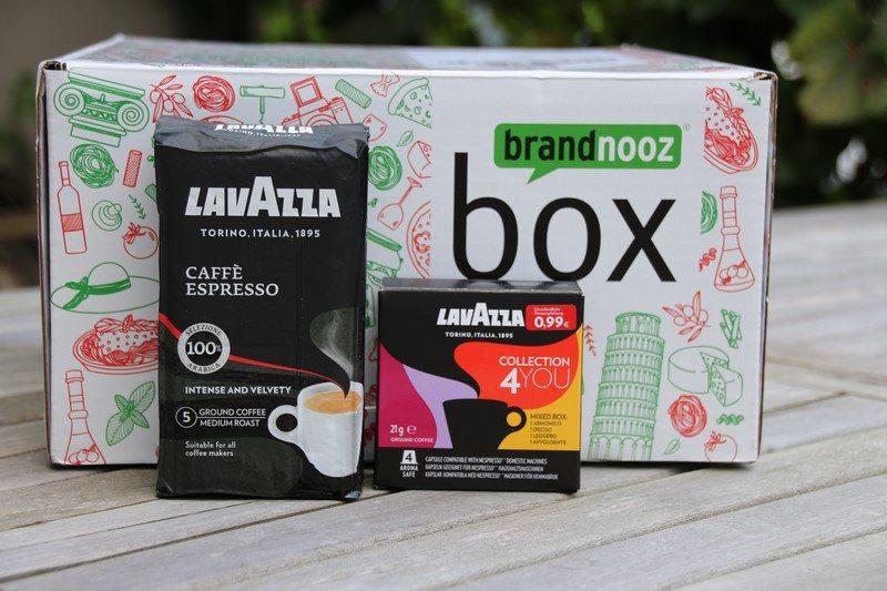 "brandnooz ""Bella Italia"" Box 2017 vorgestellt"