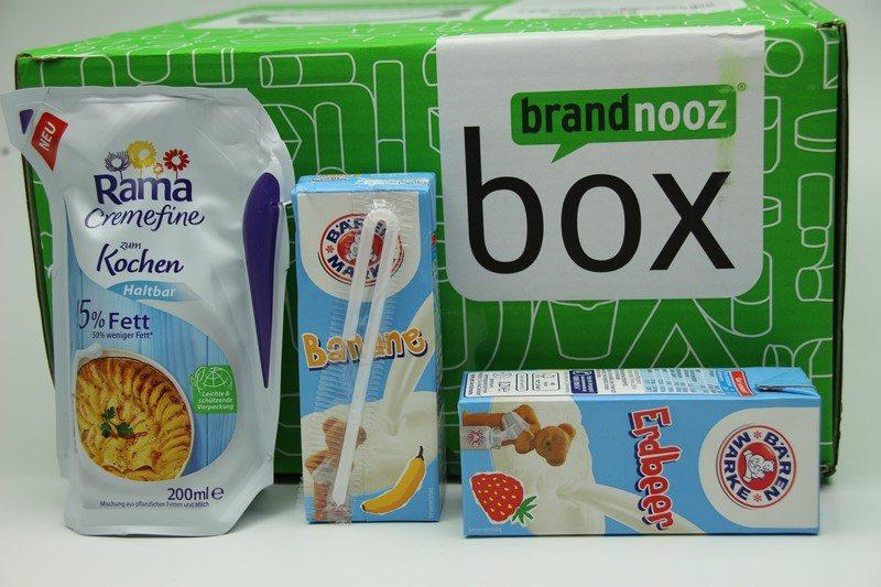 brandnooz Box August 2017 vorgestellt