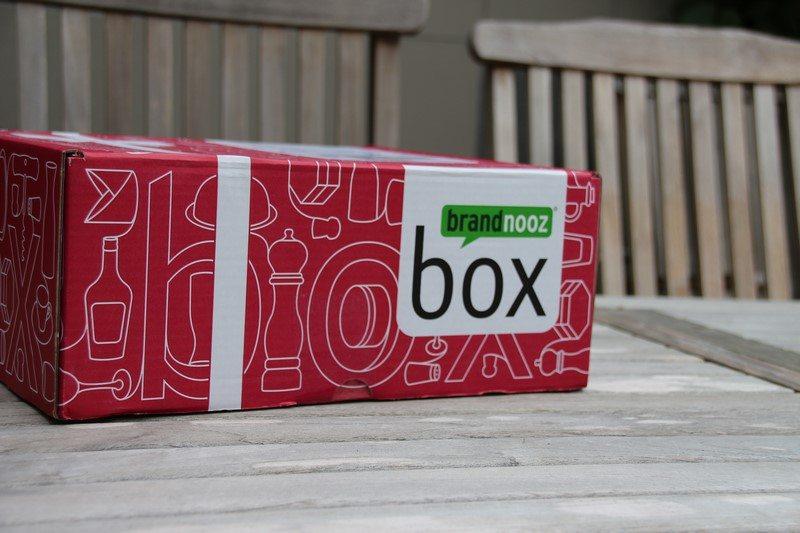 brandnooz Genuss Box August 2017 vorgestellt