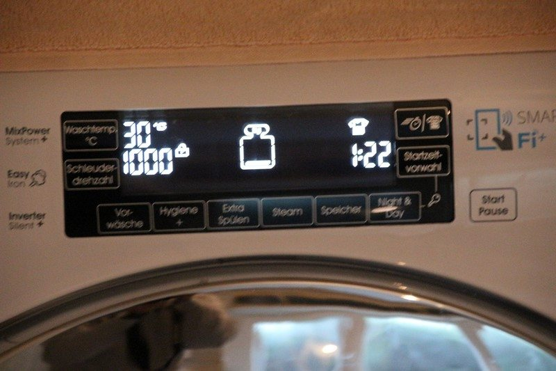 Candy GrandO Vita GSF G149LWHC3-84 Waschmaschine mit WiFi im Test