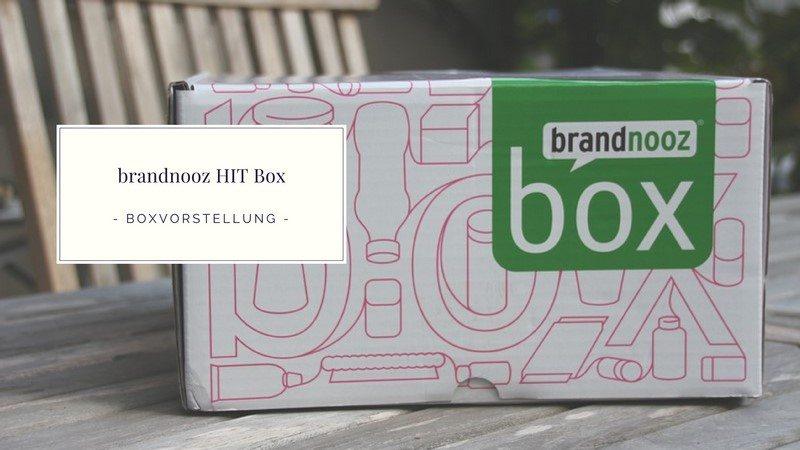 brandnooz HIT Box vorgestellt