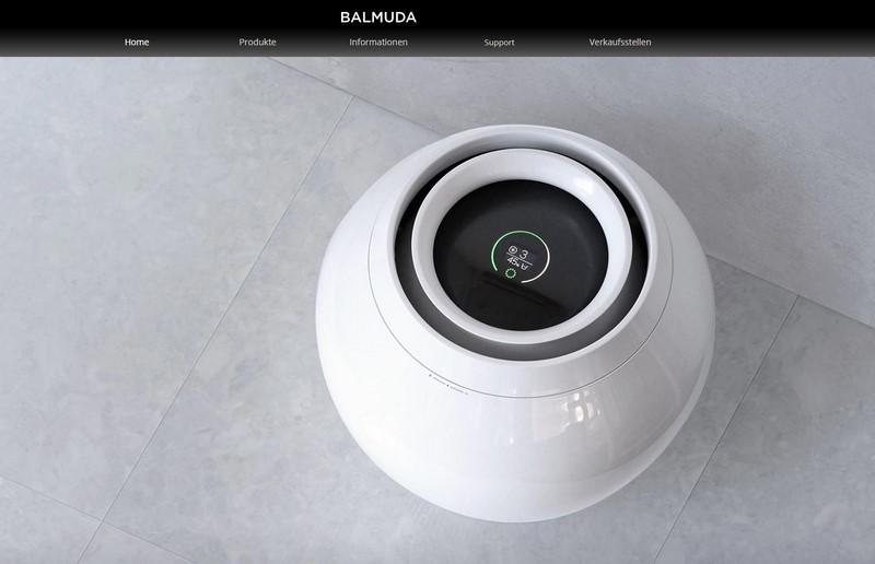 BALMUDA Rain - Der stylische Luftbefeuchter im Test