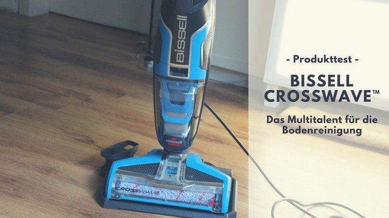 Bissell Crosswave Im Test