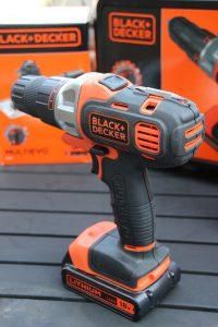 BLACK+DECKER Multievo™ Multifunktions-Akku-Bohrschrauber im Test