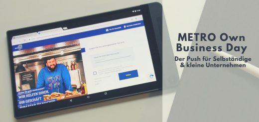 METRO Own Business Day - Der Push für Selbständige und kleine Unternehmen
