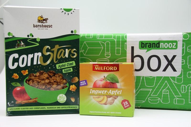 brandnooz Box Oktober 2017 vorgestellt