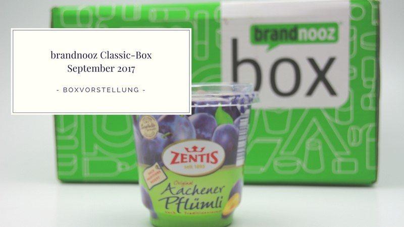 brandnooz Box September 2017 vorgestellt