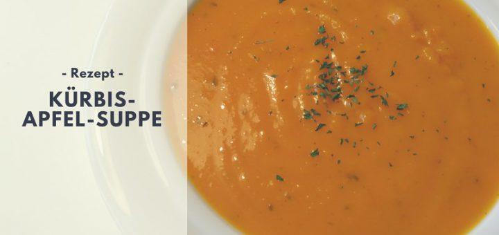 Rezept: Kürbis-Apfel-Suppe