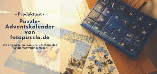 Puzzle-Adventskalender von fotopuzzle.de - Die ideale Geschenkidee