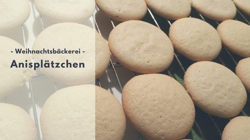 Rezept: Anisplätzchen