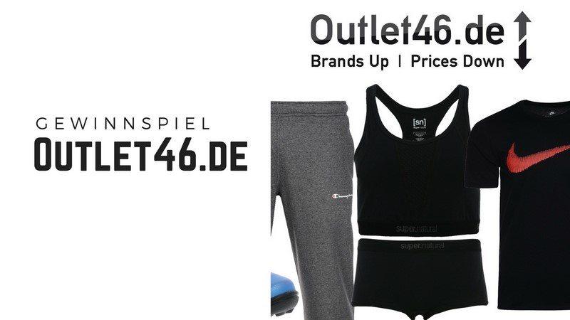 Outlet46.de Gewinnspiel