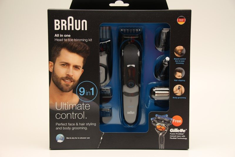 Braun Multigrooming-Set MGK3080 - Der 9-in-1 Trimmer im Test