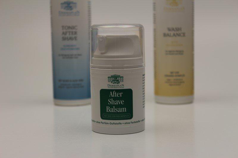 DERMAPLAN After Shave Set - unterstützende Hautpflege im Test